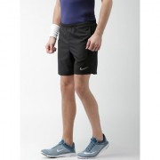 Nike Men's Black Polyester Shorts