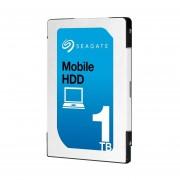 Disco Duro 2.5 Seagate Mobile 1TB 5400RPM SATA 3 128MB ST1000LM035