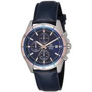 Casio Chronograph Blue Dial Mens Watch-EFR-526L-2AVUDF (EX302)