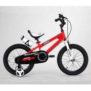 """Dječji bicikl Hugo 16"""" - crveni"""