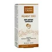 Martiderm Pigment zero dsp-antiox suplemento alimentar antioxidante