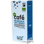 AlterNativa3 Nicaragua őrölt kávé, Bio, Fair trade