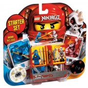 Lego Ninjago Spinjitzu Starter Set Building Set