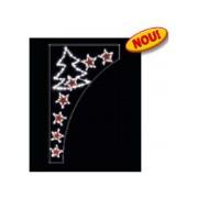 STAR 115 LED (lxh) 1200x2000 mm