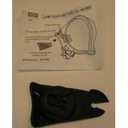 MSA/Gallet Lampenhalter für F1A Helme