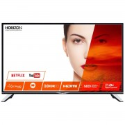 Televizor LED Smart Horizon X-TEND 49HL7530U, 124 cm, 4K UHD, HDR10, 200Hz, Negru/Silver