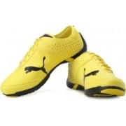 Puma Future Cat Sl Sf Nm Sneakers For Men(Black, Yellow)