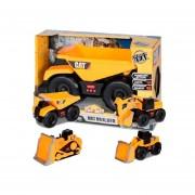 Vehiculos Construccion Cat Grandes Con Luz Y Sonido - 34620