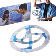 YGS Magical Toy UFO Floating Flying Disk Saucer Magic Cool Trick Toy - One Item With Design And Color Maybe Vary