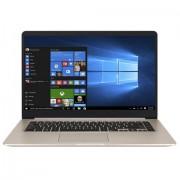 """Asus VivoBook S15 S510UF-BR568T notebook/portatile Oro Computer portatile 39,6 cm (15.6"""") 1920 x 1080 Pixel 1,60 GHz Intel® Core™ i5 di ottava generazione i5-8250U"""
