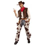 Vegaoo Cowboydräkt herrar