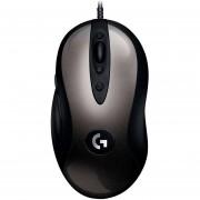 Mouse Gamer LOGITECH G G MX518 Legendary 8 botones 16000DPI 910-005543