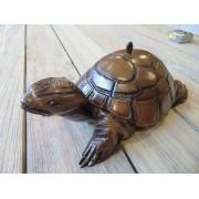 Houtsnijwerk - Schildpad