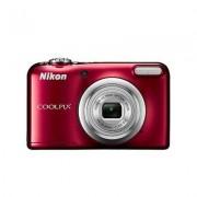 Nikon Aparat NIKON COOLPIX A10 Czerwony