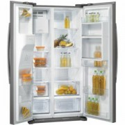0201140109 - Kombinirani hladnjak Gorenje NRS9181CXB, side by side