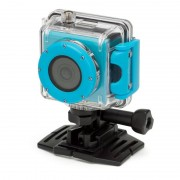 KITVISION Actioncamera Splash 1080P Blå
