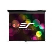 """Elite Screen M150XWV2 Manual, 150"""" (4:3), 228.6 x 304.8 cm, White"""
