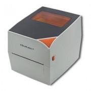 Qoltec Drukarka etykiet termiczna | max.104mm