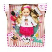 Smily Play Lalka Molly Mówiąca BD1306-50SN