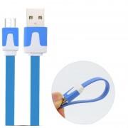 Cablu Transfer Date si Incarcare MicroUSB Line Colours