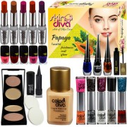 Adbeni Festive Speciality Big Pack Combo Makeup-Sets of 29 Pc-GC409