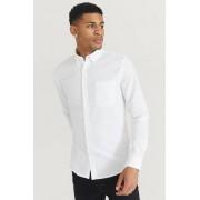 Studio Total Melker Oxford Shirt Vit