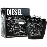 Diesel Only The Brave Tattoo Eau de Toilette pentru barbati 200 ml