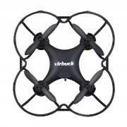 Virhuck Gb202 Mini Pocket Quadcopter 6 Axes Gyro 4 Canaux Quadcopter Nano Mini Poche Rtf Drone Noir-Virhuck