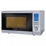 Cuptor cu microunde Hausberg HB 8007 20 l 800 W Digital Grill Sistem siguranta pentru copii Gri