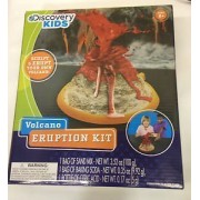 Kids Science Volcano Eruption Kit, Sculpture and Eruption your Own FUN Volcanoes