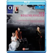 Video Delta Richard Strauss - Der Rosenkavalier - Blu-Ray