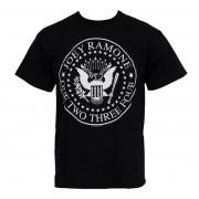 tricou stil metal bărbați Ramones - 1234 Seal - ROCK OFF - JRTEE02MB