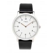 メンズ TIMEX OSLO 40MM 腕時計 ブラック