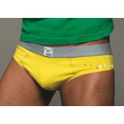 Elite Underwear Brief Moscow Yellow 2312
