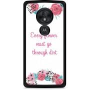Motorola Moto G7 Play Hardcase hoesje Every Flower