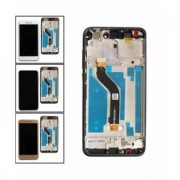 Display cu touchscreen si rama Huawei P9 Lite (2017) Original Alb