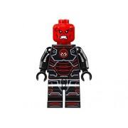 LEGO Marvel Superheros Loose Minifigure Hydra Leader Iron Skull