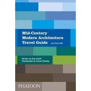 Mid-Century Modern Architecture Travel Guide: East Coast USA, Paperback