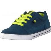 DC Shoes Kids Tonik Shoe Navy, Skor, Sneakers & Sportskor, Låga sneakers, Turkos, Blå, Unisex, 29