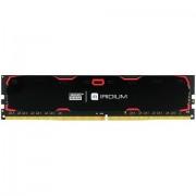 DDR4, 4GB, 2400MHz, GoodRam Iridium, CL15 (IR-2400D464L17S/4G)