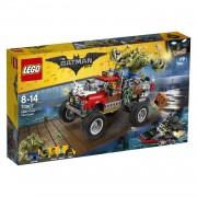 LEGO Batman Movie Killer Croc monstertruck 70907