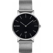 Millner Mayfair S Silver Black 36 mm