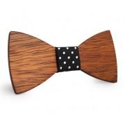 Dřevěný motýlek Gaira 709024