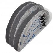 vidaXL Airpress Taśmy szlifierskie do szlifierek pneumatycznych, 30 szt., 10 x 330 mm