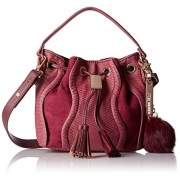 Steve Madden Graham Cross Body Handbag,Berry