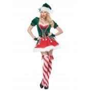 Disfarce elfo de Natal sexy mulher - L (42/44)