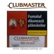 Tigari de foi Clubmaster Mini Filter White 10