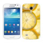 Husa Samsung Galaxy S4 Mini i9190 i9195 Silicon Gel Tpu Model Lemons