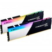 Memoria RAM DDR4 16GB 2666MHz G.SKILL Trident Z NEO 2X8GB RGB PC F4-2666C18D-16GTZN