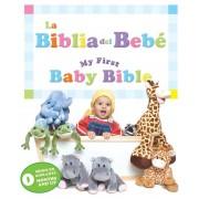 My First Baby Bible/Mi Primera Biblia (Bilingual): Baby's First Bible/La Primera Biblia del Bebe